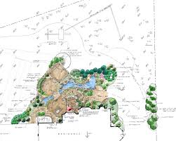Steep Site House Plans Landscape Design Site Analysis U0026 Master Plan