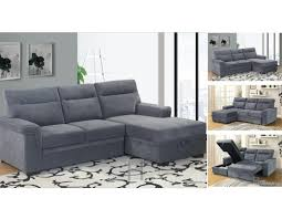 Grey Sofa Bed Ab1607 Sectional Sofa Bed High Sun Mattress Company