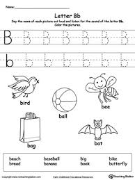 words starting with letter b letter b uppercase and lowercase