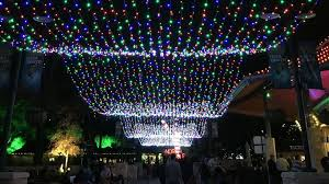 where to find some great light displays in san antonio