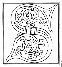 decorative alphabet coloring pages letter h coloring page