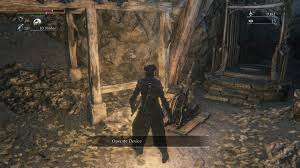The Monster Under The Stairs by Bloodborne Hemwick Charnel Lane Battle The Witch Of Hemwick