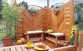 windschutz fã r balkone sichtschutz terrasse terrasse bauen windschutz und sichtschutz