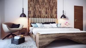 chambre decoration bois visuel 4