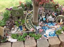 best 25 large fairy garden ideas on pinterest gnome tree stump