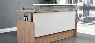 Sorrento Desk Best Small Reception Desks Reviews Ratings Pricing