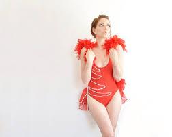 Vegas Showgirl Halloween Costume Halloween Costumes Adults Etsy