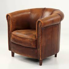 Leather Club Chairs For Sale Art Deco Style Vintage Leather Club Chair