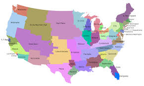 can you me a map of the united states if every u s state had the same population what would the map of