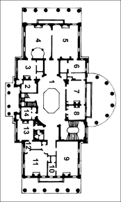 mansions floor plans vanderbilt mansion national historic site visual 3