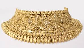 new collection gold necklace images Jaipur gems unveils new collection perfect for diwali jpg
