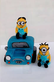 car cake toppers wilde minions and s blue car cake toppers kasy cake