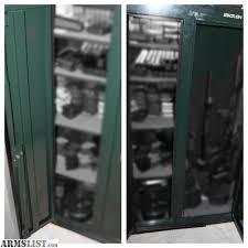 stack on double door gun cabinet armslist for sale stack on gun double door security cabinet