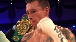 Light Heavyweight Champion World Boxing Council