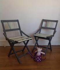 chaise perc e pliante chaise percée pliante atelier 7 ratro visae magkothen sur