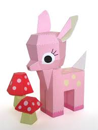 9 best images of paper toys printable crafts free printable cute
