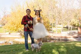 Cute Halloween Costumes Couples 28 Insanely Clever Diy Couples Costumes Halloween