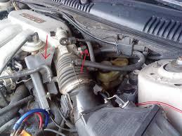 Ford Taurus Sho 1996 Duratec 1996 Vacuum Leak Won U0027t Idle Taurus Car Club Of America