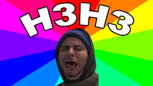 Memes And Their Origins - the memes of h3h3productions the origin of popular h3h3 memes