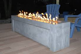 Concrete Fire Pit by August 2014 Concrete Countertops Blog