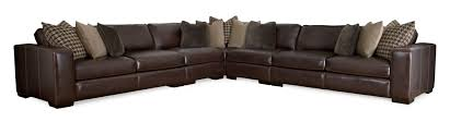 Omni Leather Furniture Http Www Bernhardt Com Product Dorian Sectionals Sectional Sofa