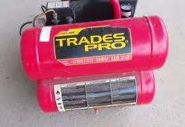 alltrade trades pro alltrade trades pro 835489 air compressor 4 gallons 115 psi 109300 1
