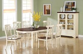 white dining room tables u2013 thelt co