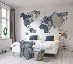 papier peint design chambre cuisine dã co et design ã ne pas manquer cã tã maison