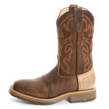 Images of Men U0027s Square Toe Western Boots