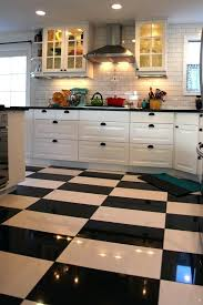 black and white kitchen floor ideas black and white kitchen floor sowingwellness co