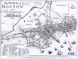Map Copley Square Boston by Copley Square Once And Future City