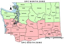 State Of Washington Map by Gis Frequently Asked Questions