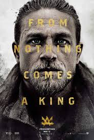 new official poster for king arthur legend of the sword film pulse