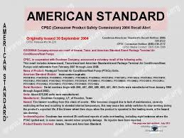 American Standard Freedom 90 Comfort R Manufacture Or Age Of An American Standard Furnace Or Other
