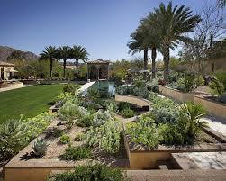 Southwest Landscape Design by Brilliant Desert Landscape Design Desert Southwest Front Yard