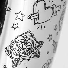 martini shaker drawing tattoo boston shaker tin 30oz etched cocktail shaker
