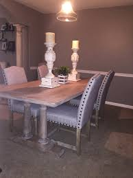 elegant dining table features turned osborne table legs osborne