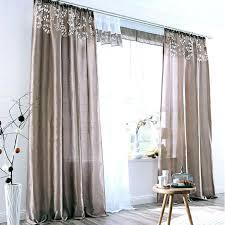 tende per soggiorno moderno nuova vendita calda finito tende di garza voile tulle pura cortina