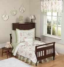 girls shabby chic bedding sweet jojo designs riley u0027s roses collection 5pc toddler bedding
