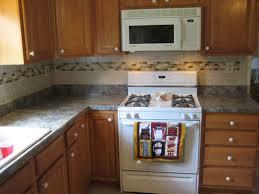 backsplash tile ideas for kitchen ideas for kitchen tile backsplash with st cecilia granite kitchen
