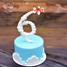 Butterfly Cake Decorations On Wire Gravity Defying Airplane Cake Tutorial For Purchase From Artisan