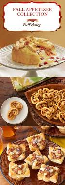 pepperidge farm puff pastry fall appetizer recipe collection enjoy
