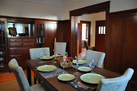 Bungalow Dining Room Sonoma Vacation Rentals