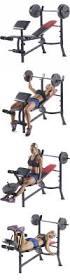 25 melhores ideias de bench press with weights no pinterest