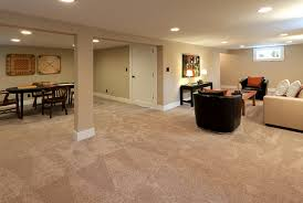 Carpet Tiles In Basement Carpet And Carpet Tile For Basements All Kleen Carpet Cleaning