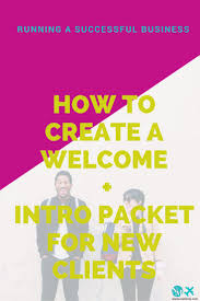 best 25 welcome packet ideas on pinterest photography welcome