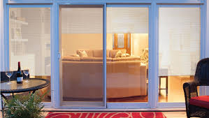 patio doors with built in blinds patio furniture ideas