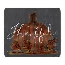 thanksgiving glass cutting board turkey prank cutting board