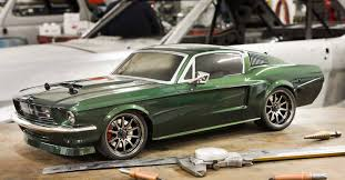 cool ford mustangs vaterra releases official 1967 ford mustang rc car america