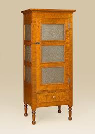 tiger maple wood kitchen cabinets grainger pie safe tiger maple wood